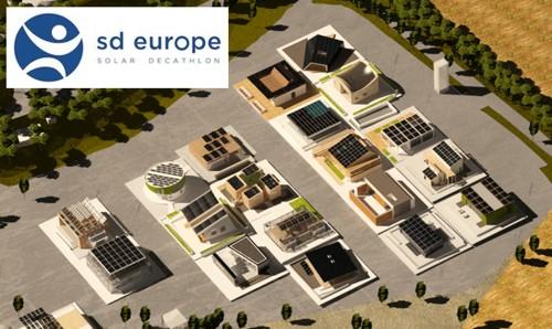 Solar Decathlon Europe del 14 al 30 de septiembre competicion internacional de viviendas solares