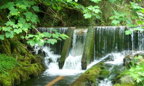 Micro planta de energía hidroeléctrica