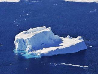 Hielo marino y calentamiento global