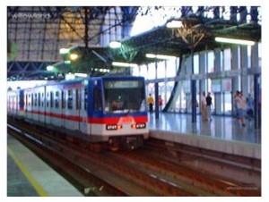El Metro de Monterrey México funciona con basura