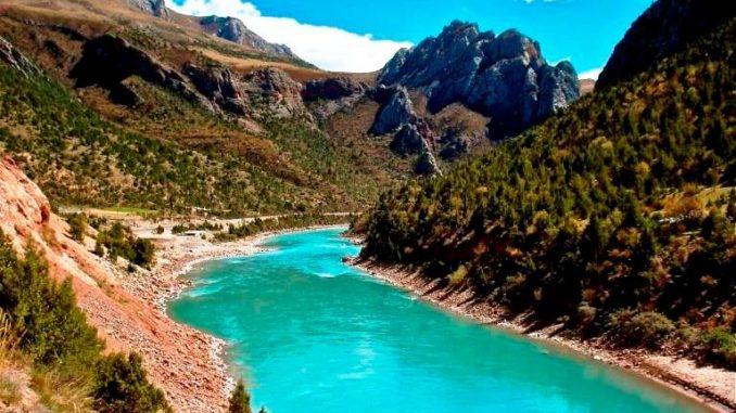 Ríos del Tíbet