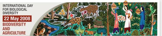 22 de mayo Dia Internacional de la Diversidad Biologica