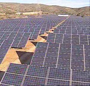 Complejo solar Losa del Obispo