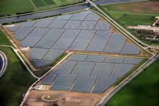 Energía solar en Portugal Serpa de General Electric