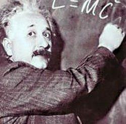 Energía según la teoría de la relatividad de Einstein