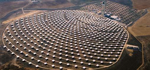 Proyecto de energía solar en el Sahara para abastecer de electricidad a Europa