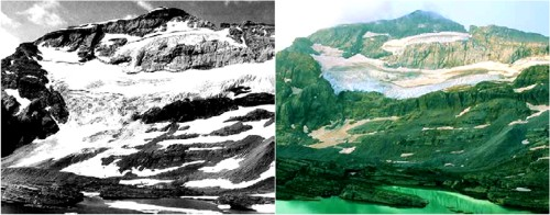 Los Pirineos perdieron casi el 90 porciento del hielo de sus glaciares en el último siglo