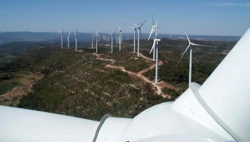 España cumple con la meta europea de electricidad de origen renovable