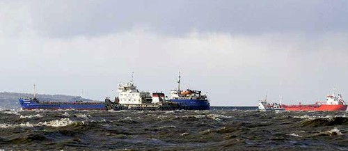 La contaminación del Mar Negro se podría utilizar para generar energía renovable