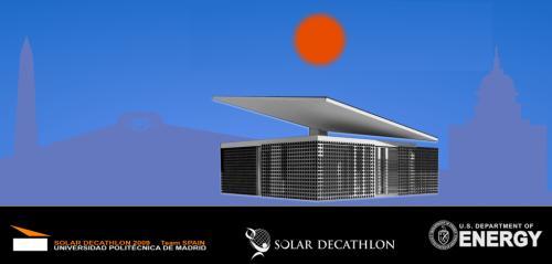 Competición Solar Decathlon Europe 2010 en Madrid
