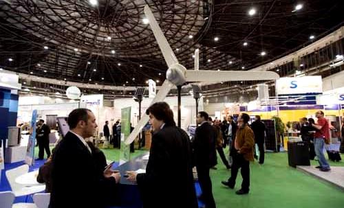 EGÉTICA-Expoenergética en la Feria Genera 2009