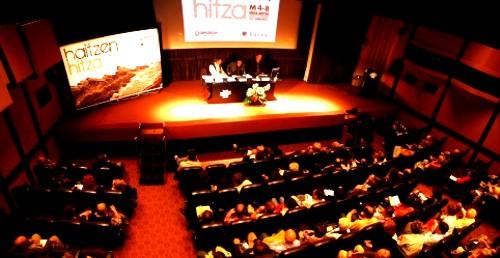 Haitzen Hitza jornadas donde se discutió el reto que significa el cambio climático para la humanidad