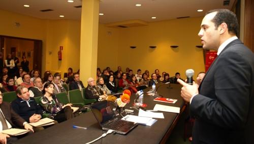 """Juan Verde asesor de Barack Obama presenta la """"Nueva política medioambiental de la Administración Obama"""""""