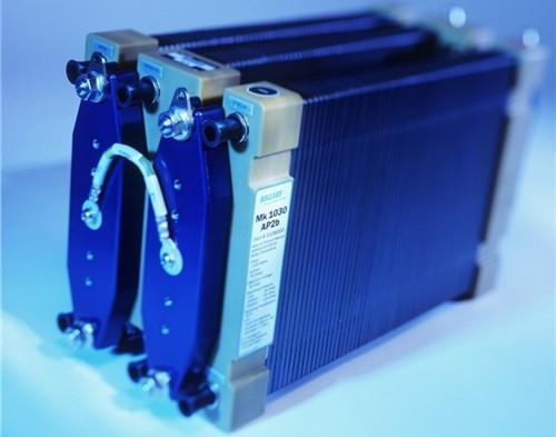 Las pilas de combustible se construyen con materiales costosos para soportar las altas temperaturas
