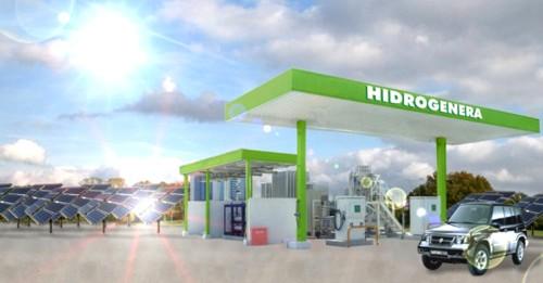 Proyecto Hércules hará rodar un coche propulsado con hidrógeno producido con energía solar