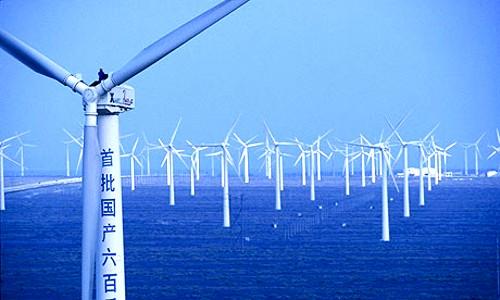 7 bases de energía eólica que planea tener China para el 2020