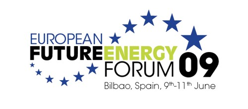 European Future Energy Forum, encuentro sobre energías alternativas que se realiazará en junio en Bilbao Exhibition Centre