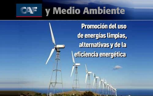 CAF crea el Programa Especial de Financiamiento para Proyectos de Energía Limpia (Propel)