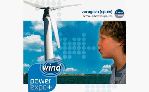 Feria Internacional de la Energía Eólica en septiembre en Zaragoza, España
