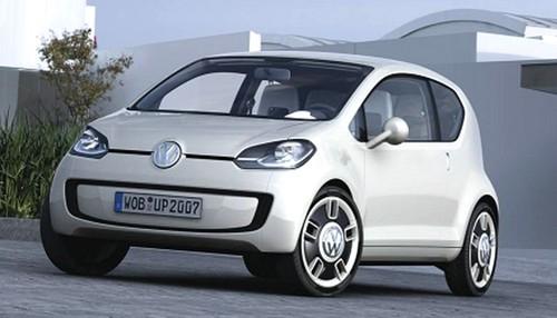 Volkswagen e up! nuevo concept car eléctrico que se presenta en Frankfurt