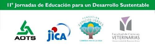 II Jornadas de Educación para un Desarrollo Sustentable, 29 y 30 de octubre de 2009 en Buenos Aires