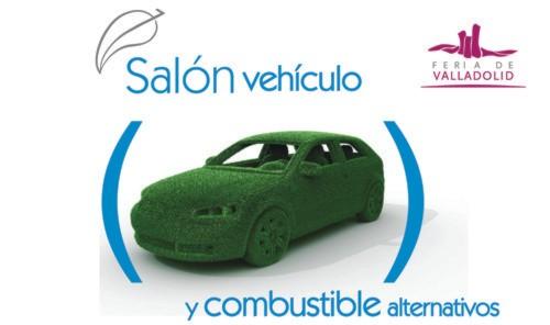 Salón Vehículo y Combustible Alternativos en noviembre en la Feria de Valladolid