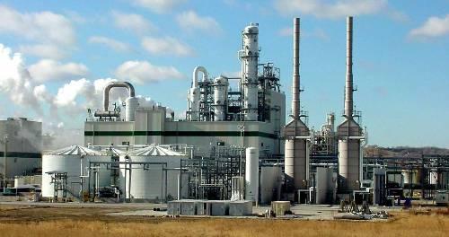 Grandes plantas para producir etanol o biodiésel inversiones