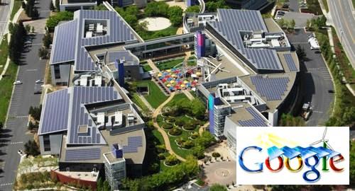 Google Energy interesada en convertirse en mayorista de energía para adquirir energías renovables