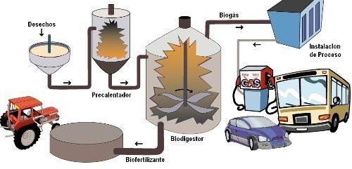 ¿Qué es el biogás? Caracteristicas y Usos del biogás
