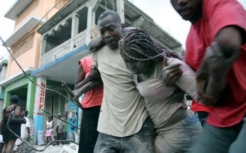 Terremoto en Haití, ayuda urgente para ayudar a las víctimas. InspirAction