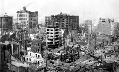 Resultado de imagen de El Terremoto de San Francisco