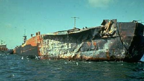 Bouchard 155, derrame de petróleo en la bahía de Tampa