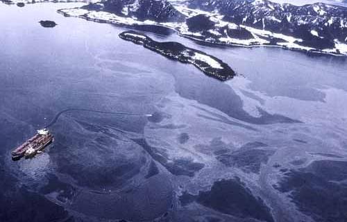 Derrame de petróleo, catástrofes ecológicas, efectos del derrame