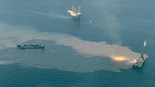 Ixtoc I, derrame de petróleo en la bahía de Campeche en México