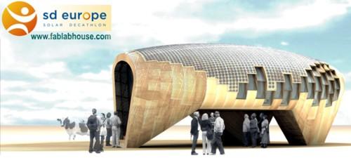 Casas solares participantes en Solar Decathlon Europe