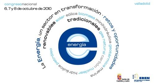 Congreso nacional sobre el sector energético en Valladolid