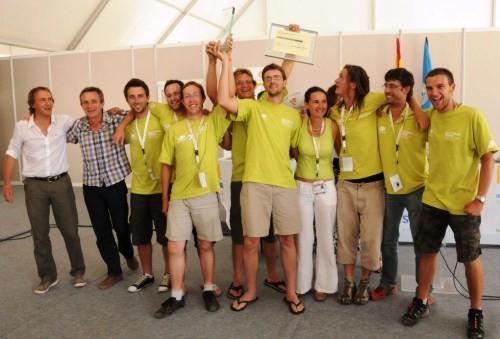 Arts et Métiers Paris Tech ganadora de la prueba de Sostenibilidad