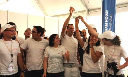 Stuttgart University of Applied Sciences ganador de la prueba de Ingenieria y Construccion