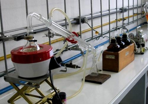 Biodiésel con Jatropha Curcas - Experimento 2