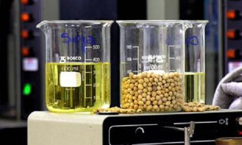 Biodiésel de aceites vegetales - Catalisis Ácida