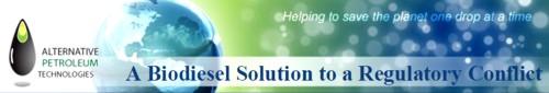 Biodiésel Emulsificado de Alternative Petroleum Technologies