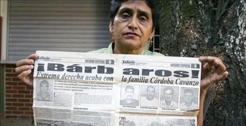 Agresión a los defensores de los derechos humanos en Colombia - InspirAction
