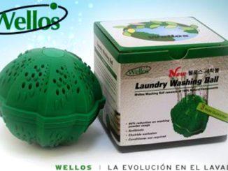 Eco-Bolas Wellos lider mundial en lavado ecológico y económico
