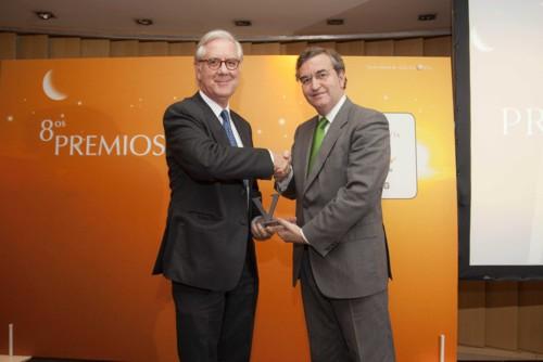 Solar Decathlon Europe (SDE) galardonada con un premio Via 2010