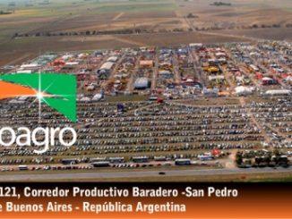 Parque de la Energía en la Expoagro 2011 en San Pedro - Buenos Aires - Argentina