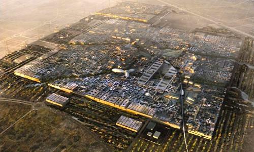 Masdar, la primer ciudad Cero Emisiones del mundo