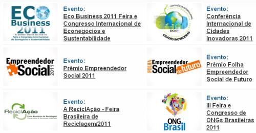 Eventos Nacionales e Internacionales del Tercer Sector - Ferias - Congresos - Conferencias - Cursos - Simposios