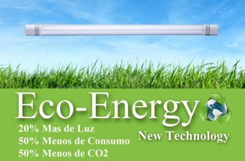 Eco-Energy es la alternativa a la tecnología LED para ahorrar electricidad