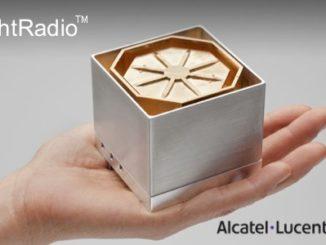 Cubo lightRadio - innovacion en tecnología móvil