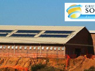 Colectores solares planos de composición polimérica de Grupo Solar en Argentina